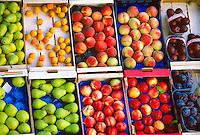 Saturday Morning Market, Bellinzona, Ticino, Switzerland