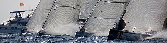07_006284 © Sander van der Borch. Hyres - FRANCE,  13 September 2007 . BREITLING MEDCUP  in Hyres  (10/15 September 2007). Races 6 & 7.