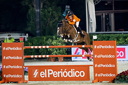 Smolders Harrie, NED, Emerald<br /> Longines FEI Jumping Nations Cup™ Final<br /> Barcelona 20128<br /> © Hippo Foto - Dirk Caremans<br /> 05/10/2018