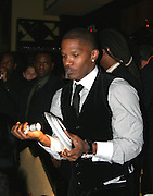 Jamie Foxx.ìDreamgirlsî Premiere Post Party.Gin Lane Restaurant.New York, NY, USA .Monday, December 04, 2006.Photo By Selma Fonseca/ Celebrityvibe.com.To license this image call (212) 410 5354 or;.Email: celebrityvibe@gmail.com; .Website: http://www.celebrityvibe.com/. ....