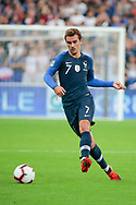 Antoine Griezmann (FRA) during the UEFA Nations League, League A, Group 1 football match between France and Netherlands on September 9, 2018 at Stade de France stadium in Saint-Denis near Paris, France - Photo Stephane Allaman / ProSportsImages / DPPI
