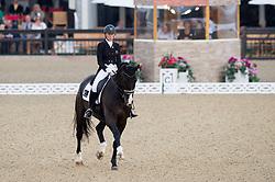 Jeroen Hannes (BEL) & Bellagio - <br /> CDI4* Grand Prix Freestyle  <br /> Royal Windsor Horse Show<br /> © Hippo Foto - Jon Stroud