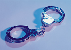 Jul. 26, 2012 - Handcuffs (Credit Image: © Image Source/ZUMAPRESS.com)