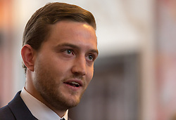 28.03.2018, Altes Landhaus, Innsbruck, AUT, konstituierende Sitzung, Tiroler Landtag, im Bild Dominik Mainusch (ÖVP) // during the inaugural session of the Tyrolean state parliament at the Altes Landhaus in Innsbruck, Austria on 2018/03/28. EXPA Pictures © 2018, PhotoCredit: EXPA/ Jakob Gruber