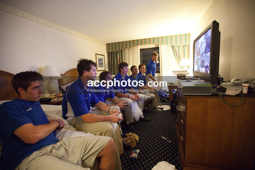 22 May 2009: Duke Blue Devils at the Marriott Hotel in Copley Place in Boston, MA.