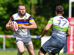 West Wales Raiders v Whitehaven<br /> <br /> Photographer Craig Thomas/Replay Images<br /> <br /> Betfred League 1 - West Wales Raiders v Whitehaven  - Saturday 23rd June 2018 - Stebonheath Park - Llanelli<br /> <br /> World Copyright © 2017 Replay Images. All rights reserved. info@replayimages.co.uk - www.replayimages.co.uk