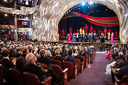 """Charles B. Wessler along with the cast and crew of """"Green Book,"""" accept the Oscar® for best motion picture for work on """"Green Book"""" during the live ABC Telecast of the 91st Oscars® at the Dolby® Theatre in Hollywood, CA on Sunday, February 24, 2019."""