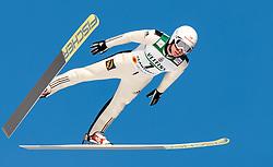 24.02.2017, Lahti, FIN, FIS Weltmeisterschaften Ski Nordisch, Lahti 2017, Nordische Kombination, Skisprung, im Bild Niyaz Nabeev (RUS) // Niyaz Nabeev of Russian Federation during Skijumping of Nordic Combined competition of FIS Nordic Ski World Championships 2017. Lahti, Finland on 2017/02/24. EXPA Pictures © 2017, PhotoCredit: EXPA/ JFK