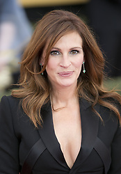 Jan. 25, 2015 - Los Angeles, California, U.S - Julia Roberts  at the red carpet of the 21st Annual Screen Actors Guild Awards held at the Shrine Auditorium in Los Angeles, California, Sunday, January 25, 2015. (Credit Image: © Prensa Internacional/ZUMA Wire)