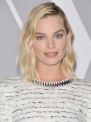 Margot Robbie arrives at the 90th Annual Academy Awards Nominee Luncheon held at the Beverly Hilton in Beverly Hills, CA on Monday, February 5, 2018. (Photo By Sthanlee B. Mirador/Sipa USA)