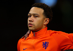 Memphis Depay of Netherlands  - Mandatory by-line: Robbie Stephenson/JMP - 23/03/2018 - FOOTBALL - Amsterdam ArenA - Amsterdam,  - Netherlands v England - International Friendly