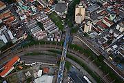 Belo Horizonte_MG, Brasil...Trecho da Linha verde em Belo Horizonte, Minas Gerais...Part of Linha Verde project in Belo Horizonte, Minas Gerais...Foto: LEO DRUMOND / NITRO