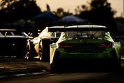 March 20, 2021. IMSA Weathertech Mobil 1 12 hours of Sebring: #12 AIM Vasser Sullivan Lexus RC F GT3, GTD: Frank Montecalvo, Robert Megennis, Zach Veach