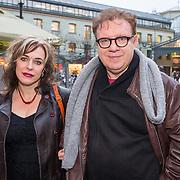NLD/Amsterdam/20171016 - Boekpresentatie PicStory van William Rutten, Henk Temming en partner Henriëtte van Gasteren