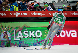 Anze Lanisek (SLO) during Ski Flying Hill Men's Individual Competition at Day 4 of FIS Ski Jumping World Cup Final 2017, on March 26, 2017 in Planica, Slovenia. Photo by Vid Ponikvar / Sportida