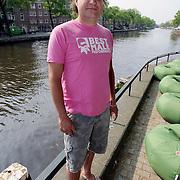 NLD/Amsterdam/20080515 - Nominatielunch John Kraaijkamp Musical Awards 2008, Frank Lammers