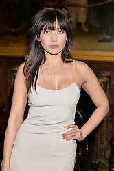 DAISY LOWE at the LDNY Fashion Show and WIE Award Gala sponsored by Maserati held at The Goldsmith's Hall, Foster Lane, City of London on 27th April 2015.