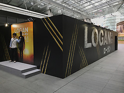 May 24, 2017 - Tokyo, Japan - An exhibition as part of the new movie ''LOGAN HIS TIME HAS COME'' can be seen at Roponggi Hills Japan. May 24, 2017. Photo by: Ramiro Agustin Vargas Tabares (Credit Image: © Ramiro Agustin Vargas Tabares via ZUMA Wire)