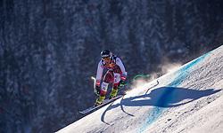 22.01.2019, Streif, Kitzbühel, AUT, FIS Weltcup Ski Alpin, Abfahrt, Herren, 1. Training, im Bild Johannes Kroell (AUT) // Johannes Kroell of Austria during the 1st Training of mens downhill of FIS Ski Alpine Worldcup at the Streif in Kitzbühel, Austria on 2019/01/22. EXPA Pictures © 2019, PhotoCredit: EXPA/ Johann Groder
