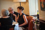 RUTH WILSON, Vanity Fair Lunch hosted by Graydon Carter. 34 Grosvenor Sq. London. 14 May 2013