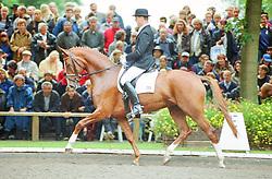 , Warendorf - Bundeschampionate 31.08. - 03.09.2000, Contina 6 - Möller, Ulf Dr