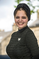 Pictured: Shahad Al Rawi <br /> <br /> Shahad Al Rawi is an Iraqi writer, born in Baghdad in 1986. She completed secondary school in Baghdad before moving with her family to Syria, where she obtained an MA in Administration. She is currently studying for a PhD in Anthropology and Administration and lives in Dubai. The Baghdad Clock, her first novel, was published in 2016 and has been translated into English by Luke Leafgren for Oneworld Publications, who will publish it in May this year. <br /> <br /> <br /> <br /> Ger Harley | EEm 11 August 2018