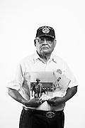 Genaro D. Garcia<br /> Marine Corps<br /> E-8<br /> Infantry 0369<br /> July 5, 1950 - July 6, 1983<br /> Korea, Cold War, Vietnam<br /> <br /> <br /> Veterans Portrait Project<br /> Colorado Springs, CO San Antonio, Texas