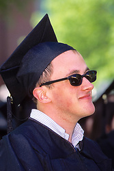 Sam Warren, Tufts University 1997 Graduation