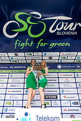 Trophy during 5th Stage of 26th Tour of Slovenia 2019 cycling race between Trebnje and Novo mesto (167,5 km), on June 23, 2019 in Slovenia. Photo by Vid Ponikvar / Sportida