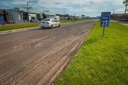 Banco de imagens das rodovias administradas pela EGR - Empresa Gaúcha de Rodovias. Obra em execução na ERS 239, trecho entre Novo Hamburgo e Rolante km 26 - 28, em Campo Bom. FOTO: Jefferson Bernardes/ Agencia Preview