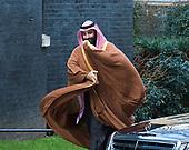 Mohammad bin Salman, the Crown Prince of Saudi Arabia 7th March 2018