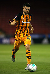 Hull City's Jon Toral during the Carabao Cup, First Round match at Bramall Lane, Sheffield