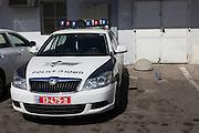 Israel's Police car