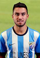 Pedro Morales ( Málaga CF )