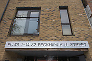 "As part of an anti-terrorism operation involving three locations across London, a flat at an address in Peckham Hill Street was raided and an arrest made. A ""pre-planned, intelligence-led operation"" led police to search the property behind closed gates the morning after 29-year-old British Pakistani was taken away for questioning on what is believed to be firearms offences."