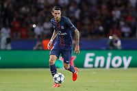 Angel Di Maria (psg) during the UEFA Champions League, Group A, football match between Paris Saint Germain and Arsenal FC on September 13, 2016 at Parc des Princes stadium in Paris, France - Photo Stephane Allaman / DPPI