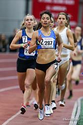 Boston University John Thomas Terrier Indoor Invitational Track & Field, womens Mile, , NAZ Elite,