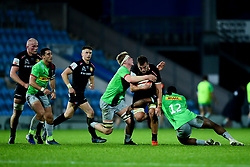Sean Lonsdale of Exeter Chiefs - Mandatory by-line: Ryan Hiscott/JMP - 25/11/2019 - RUGBY - Sandy Park - Exeter, England - Exeter Braves v Harlequins - Premiership Rugby Shield