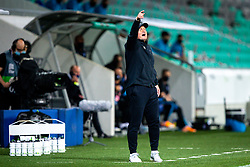Matjaz Kek, head coach of Slovenia during the UEFA Nations League C Group 3 match between Slovenia and Greece at Stadion Stozice, on September 3rd, 2020. Photo by Vid Ponikvar / Sportida
