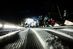 during National championship in ski jumping in NC Planica on December 23rd, Rateče, Slovenia. Photo by Grega Valancic / SPORTIDA