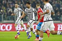 Sami Khedira Juventus,  <br /> Torino 13-02-2016 Stadio Juventus Stadium<br /> Football Calcio Serie A 2015/2016 Juventus - Napoli<br /> Foto Cesare Purini / Insidefoto