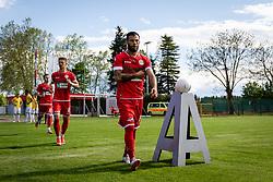 before football match between Aluminij and NK Bravo in 35th Round of Prva liga Telekom Slovenije 2020/21, on 18 of May, 2021 in Sportni park Kidricevo, Kidricevo, Slovenia. Photo by Blaž Weindorfer / Sportida