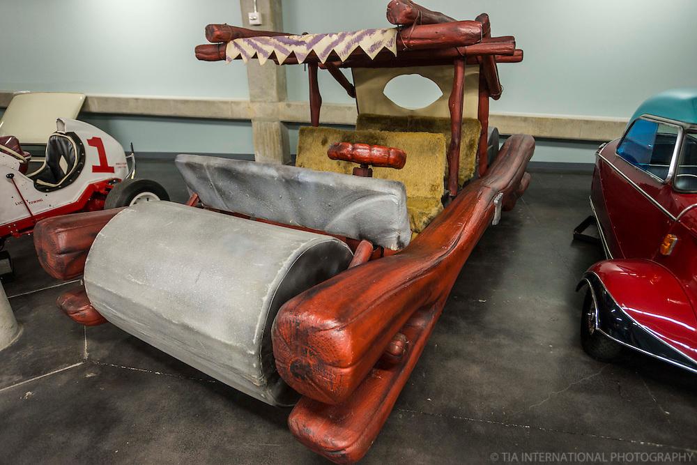 "1994 Barris Custom (a.k.a. ""The Flintmobile"")"
