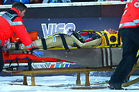 Hopp<br /> Hoppuka<br /> FIS World Cup<br /> Oberstdorf Tyskland<br /> 30.12.2011<br /> Foto: Gepa/Digitalsport<br /> NORWAY ONLY<br /> <br /> FIS Weltcup der Herren, Vierschanzen-Tournee. Bild zeigt Tom Hilde (NOR).