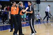DESCRIZIONE : Desio Trofeo Lombardia Lega A 2014-15 EA7 Olimpia Milano Openjob Metis Varese<br /> GIOCATORE : Gianmarco Pozzecco Arbitro<br /> CATEGORIA : Delusione Arbitro<br /> SQUADRA : Openjob Metis Varese Arbitro<br /> EVENTO : Trofeo Lombardia 2014<br /> GARA : EA7 Olimpia Milano - Openjob Metis Varese<br /> DATA : 20/09/2014<br /> SPORT : Pallacanestro<br /> AUTORE : Agenzia Ciamillo-Castoria/Max.Ceretti<br /> Galleria : Lega Basket A 2014-2015<br /> Fotonotizia : Desio Trofeo Lombardia Lega A 2014-15 EA7 Olimpia Milano Openjob Metis Varese<br /> Predefinita :