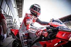 May 18, 2018 - Le Mans, Sarthe, France - JORGE LORENZO - SPANISH - DUCATI TEAM - DUCATI (Credit Image: © Panoramic via ZUMA Press)