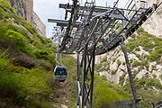 Cable Car, Mt Huashan, Xian, Shaanxi Province, China