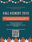 KMG Fall Reception 10/1/19