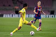Barcelona v Villareal 27/09
