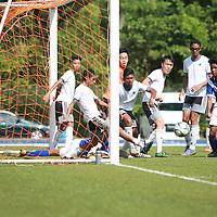East Zone B Div Football 3rd/4th: Tanjong Katong Secondary beat St Patrick's School 2-1